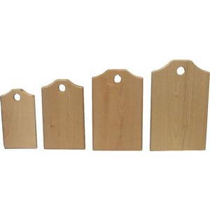 Tagliere in legno di faggio (33cm)