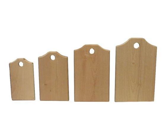Tagliere in legno di faggio (37cm)