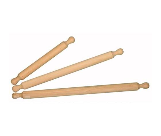 Mattarello in legno (38cm)