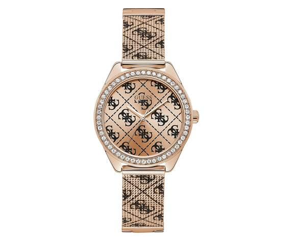 Orologio Guess analogico 4G logo all over