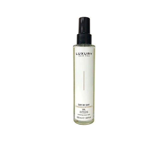 Luxury Hair Pro - Day By Day Linseed Crystals Oil 100 ml