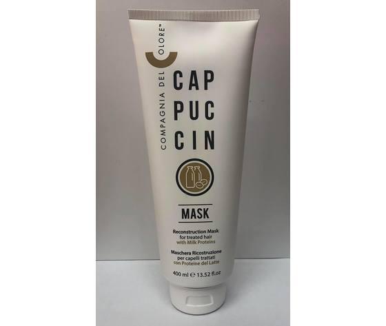 Compagnia del Colore - Cappuccino Mask Ricostruzione per Capelli Trattati 200 ml