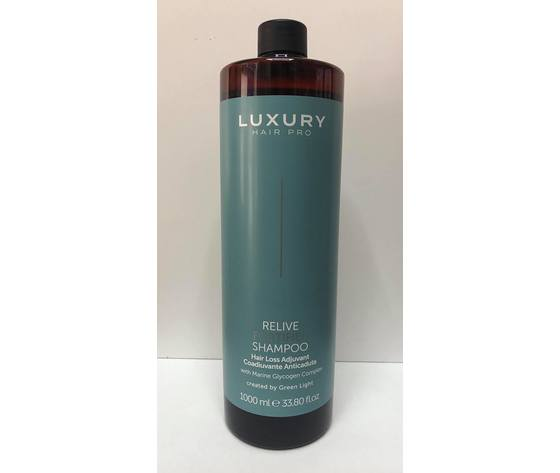 Luxury Hair Pro - Shampoo Relive Fortifier 1000 ml