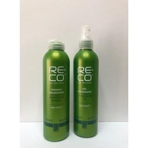 RE-CO Shampoo Ristrutturante 250 ml + Olio Ristrutturante 250 ml