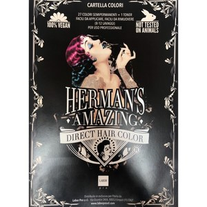 Herman's Amazing - Colori Semipermanenti Diretti 115 ml