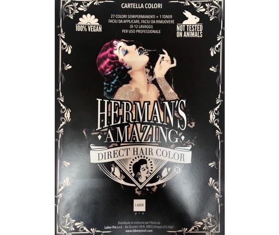 Herman's Amazing - Colori Semipermanenti Diretti 115 ml