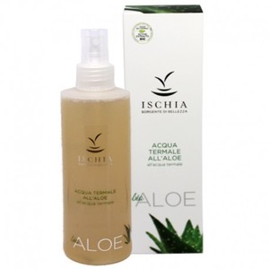 Ischia Sorgente di Bellezza - Acqua termale all'Aloe Bio 200 ml