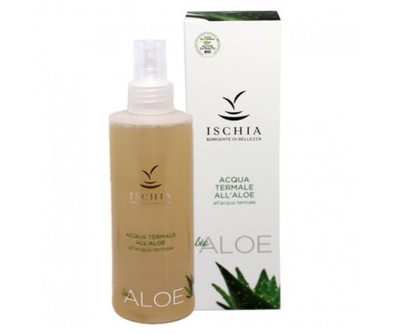 Ischia Sorgente di Bellezza - Acqua termale all'Aloe Bio 200 ml