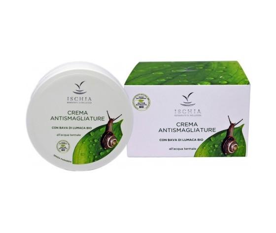 Ischia Sorgente di Bellezza - Crema antismagliature Bava di Lumaca Bio 250 ml