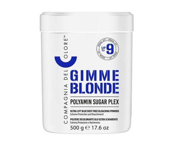 Compagnia del Colore - GIMME BLONDE POLVERE DECOLORANTE BLU ULTRA SCHIARENTE 500 gr