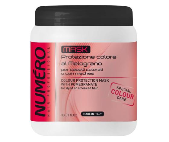 NUMÉRO - MASK PROTEZIONE COLORE AL MELOGRANO 1000 ML