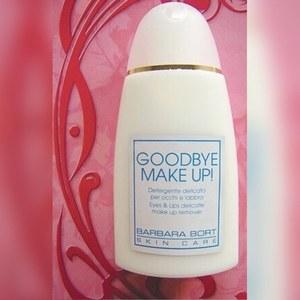 BARBARA BORT - GOODBYE MAKE UP! Detergente delicato per occhi e labbra