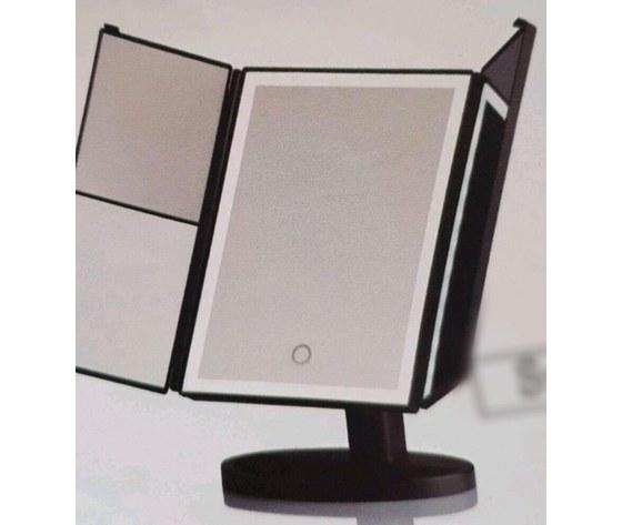 LABOR PRO - MakeUp MIRROR - Specchio a 3 Ante con LED