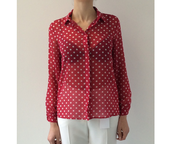 on sale 1f293 938ef Camicia pois Kaos