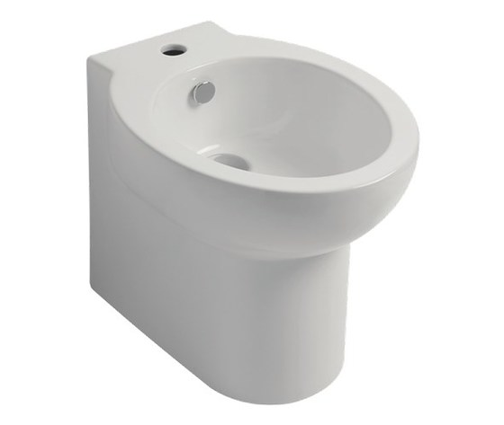 SANITARI KERASAN BIT WC E BIDET CON COPRIWC SOFT