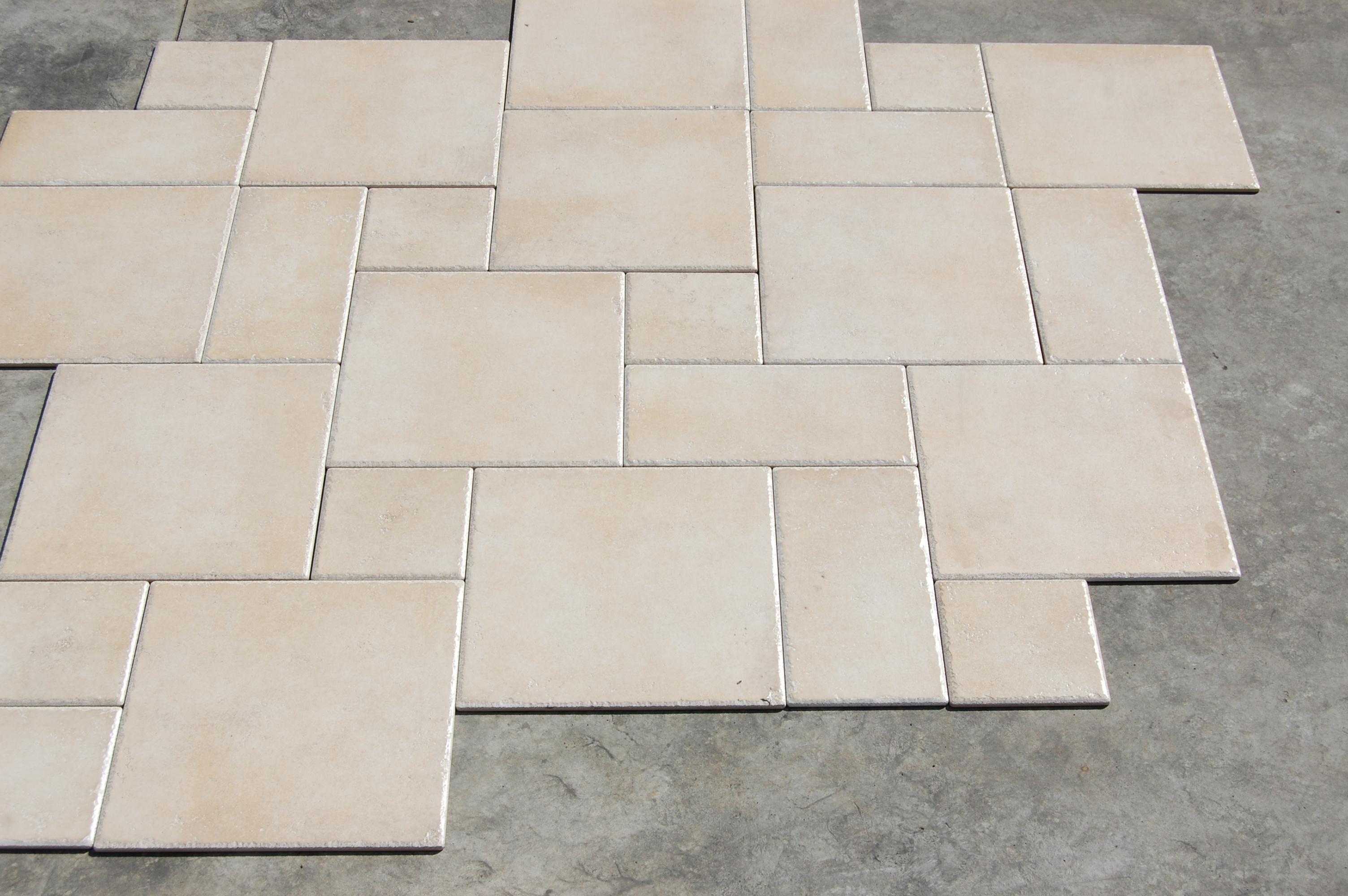 Marazzi Schemi Di Posa pavimento effetto pietra cerdomus kirah moon white nei formati 20x20 40x40  e 20x40