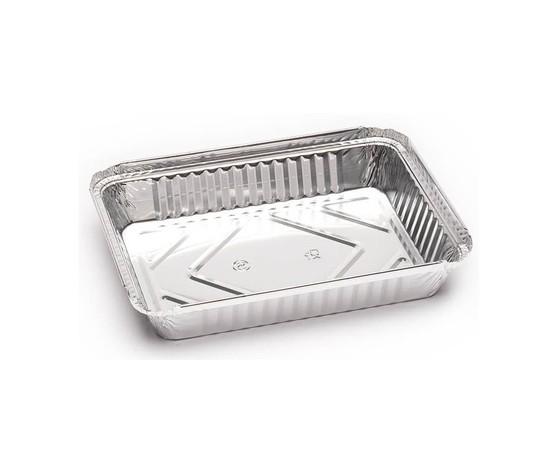 Vassoio alluminio 4 porzioni