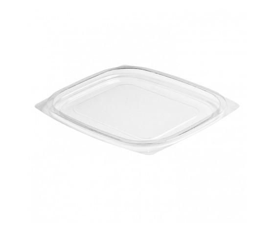 Coperchi in plastica per vassoio alluminio 4 porzioni