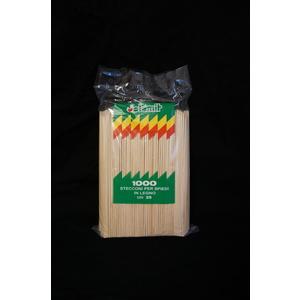 Spiedino di legno di 25 cm