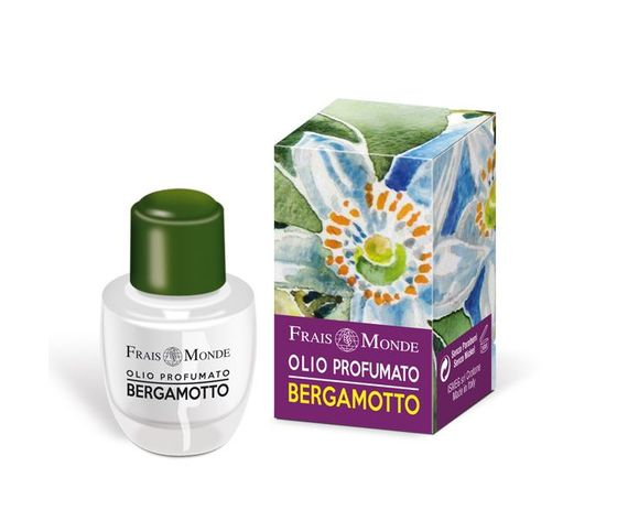 Olio Profumato Bergamotto 12ml