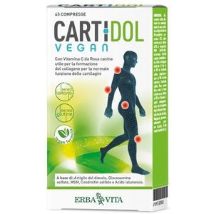 Cartidol vegan 45cpr