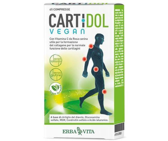 Cartidol vegan 45cpr