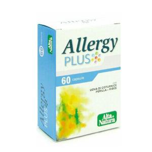 Allergy Plus 60 capsule