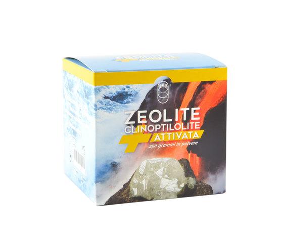 Zeolite clinoptilolite attivata polvere 260 gr