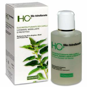 HC Olio ristrutturante per capelli Homocrin 150ml