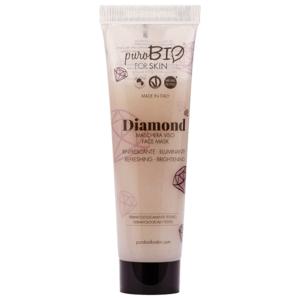 Diamond - Maschera viso rinfrescante illuminante