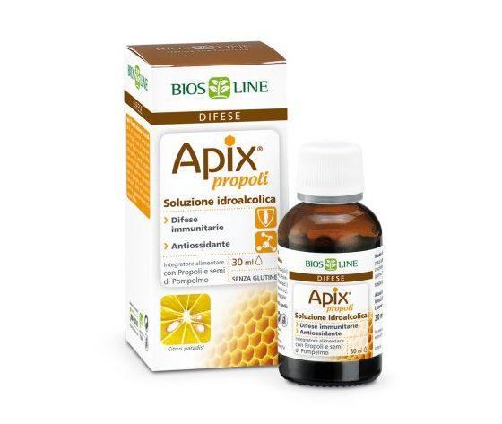 Apix Propoli soluzione idroalcolica 30ml