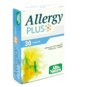 Allergy Plus 30 cps