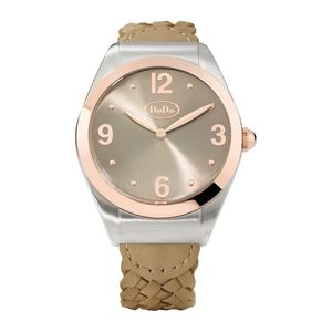 OROLOGIO DODO CHAMPAGNE AND ROSE WATCH