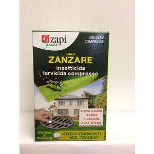 Zapi Larvicida compresse gr 40