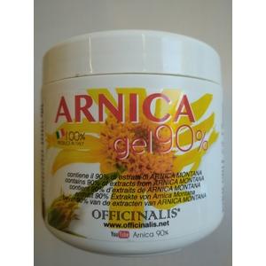 Arnica ml 500 Officinalis gel antinfiammatorio traumi