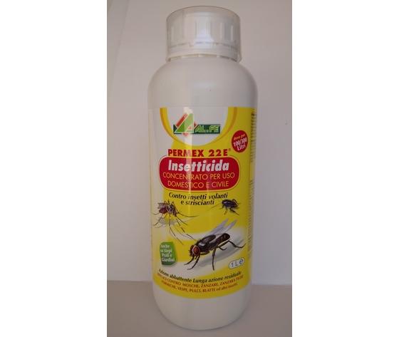 Permex lt1 insetticida concentrato zanzara tigre insetti