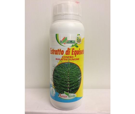 Estratto di Equiseto fungicida BIO ml 500