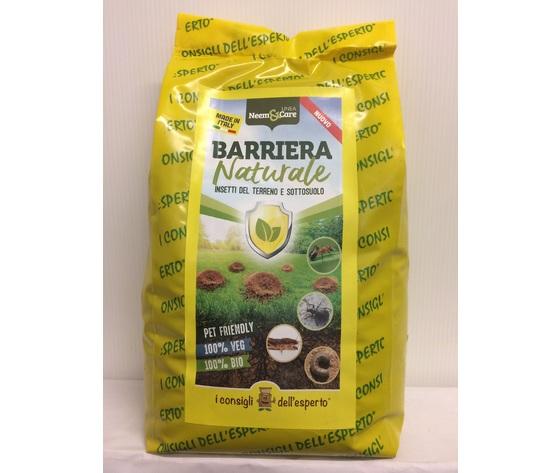 Barriera naturale orto insetti terricoli BIO Neem kg 1,5