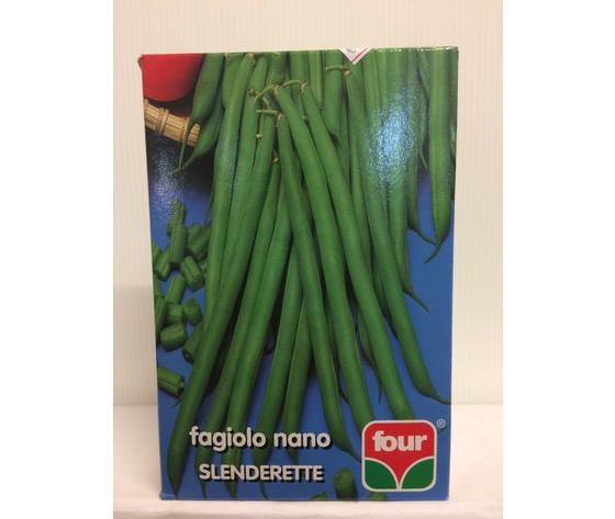 Fagiolino nano Slenderette Four gr 250