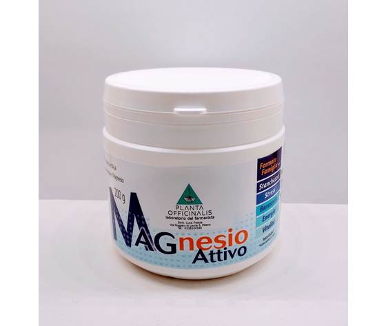 Magnesio ATTIVO Polvere 200 g