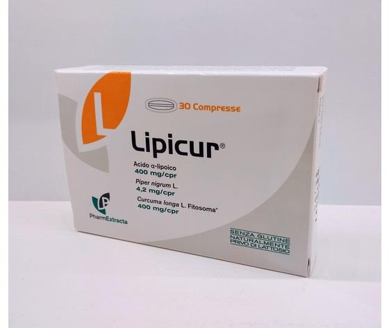 Lipicur 30 Compresse