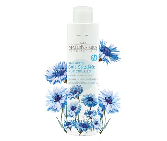 Shampoo Cute sensibile al Fiordaliso 250ml