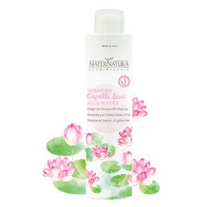 Shampoo Capelli Lisci alla Ninfea 250 ml