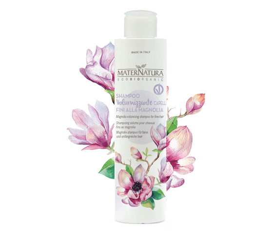Shampoo Volumizzante Capelli Fini Magnolia 250ml