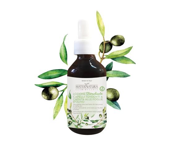Lozione Stimolante ANTICADUTA alle foglie di Olivo 100 ml