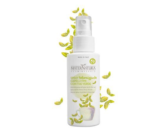 Spray Volumizzante Capelli Sottili The  Verde 100 ml