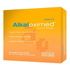 Alkaloximed 20 Bustine