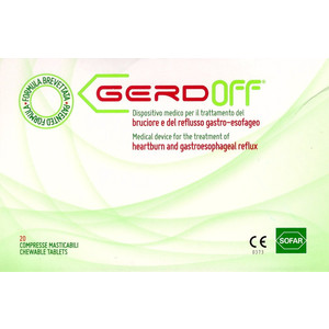 GerdOff 20 Compresse masticabili