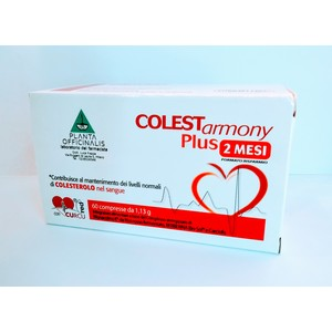 COLESTarmony PLUS 60 Compresse