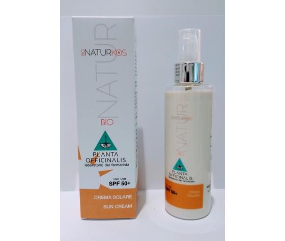 CREMA SOLARE PROTETTIVA SPF 50 + PLANTA 200 ml